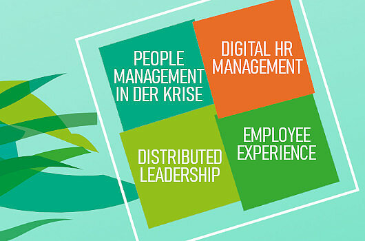 Slider-Content: HR Management im Wandel / Plattform-Themen